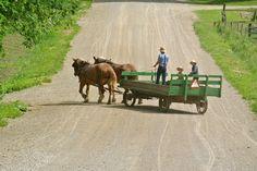 Life in the slow lane. | Backroads Traveller