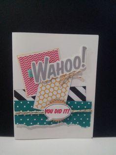 Stampin' Up! Wahoo card kit
