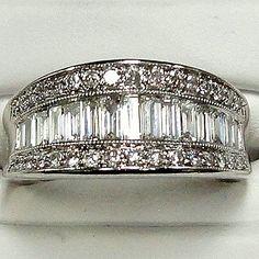 Anniversary Band. -------   I love love love this ring