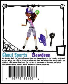 Clawdeen