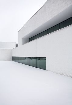 """The White House"" in Amsterdam designed by Claus en Kaan Architecten"