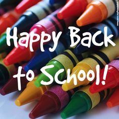 Happy #BacktoSchool to everyone! Can't wait for another great year of #STEM