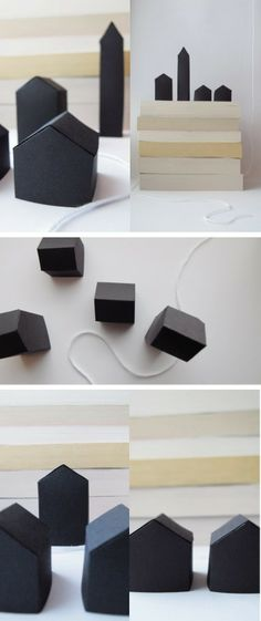 DIY: Paper house