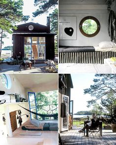dream house, small.