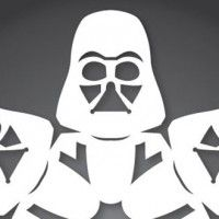 How to Make Star Wars Snowflakes With Paper, Scissors, and the Force | Underwire | Wired.com