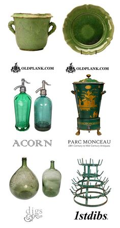 French Green Accessories