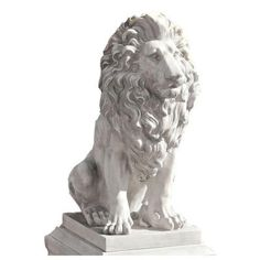 28 in. Lion of Florence Statue - HD  $221.00