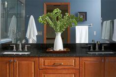 "Here's another photo of our ""Better Homes & Gardens"" bathroom.  - from Van Heel Dream Builders - Project Portfolio"
