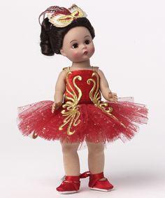 Madame Alexander Firebird Ballerina Doll