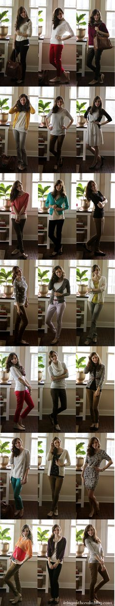 business casual outfits :)