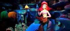 Disneyland's Ariel Ride disney movies, disneyland forev, undersea adventur, ariel dinglehopp, ariel undersea, disneyland resort, princess ariel, the little mermaid, disney collect
