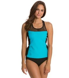 Full Speed Mesh Tankini