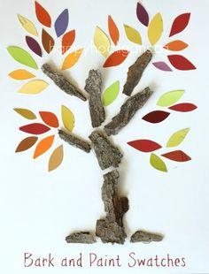 Beautiful autumn tree!