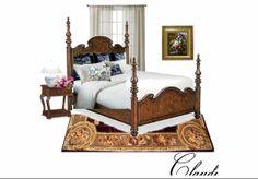 Guest bedroom for Claudia guest bedrooms