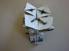 Money Origami Instructions