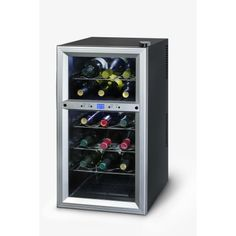 Would your Mom like a dual zone wine chiller for Mother's Day? Show her what a great Mom she really is!