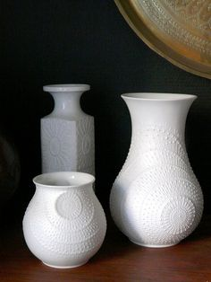 West German porcelain  Kaiser & Rosenthal