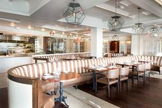 Early Look: Inside Fiola Mare (Photos) Cannot wait to try!!