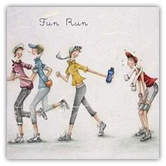 Fun Run - Berni Parker