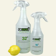 Eco-novice: Green Cleaning - DIY Cleaning Recipes