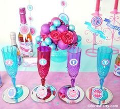 new year's eve party ideas | Bird's Party Blog: New Year's Eve Party Ideas + ... | New Years Party