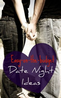 Cheap & Free date night ideas by Haute|31- Really cute ideas. Love the one about finding books that describe the other person :)