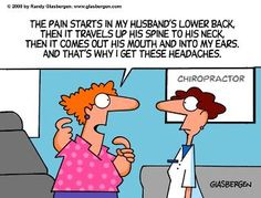 chiropract stuff, chiro humor, funni thing, mouth, funni shit, fun stuff, low back pain, ears, chiropract humor