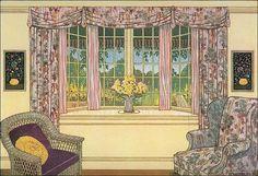 1920's Bay Window