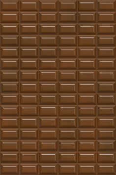 Chocolate iPhone Background #art #brown