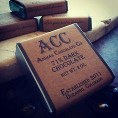 Handcrafted Artisan Chocolate Bar   -0-