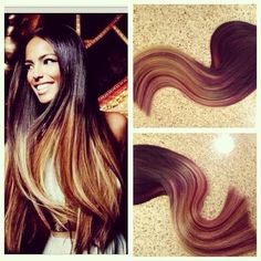 hair ombre latins or niggas, ombr balayag, extens ombr, red ombre hair highlights, hairextens, remi human, star, hair extens, human hair