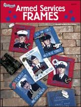 Armed Forces Plastic Canvas patterns