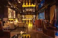 Rye Bar at Capella Washington D.C., Georgetown | Drop by the elegant Capella Hotel for a premium whisky or craft cocktail, poured by the experts at Rye Bar. | #BHLDNgtown