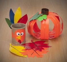 Fall Duck Tape crafts