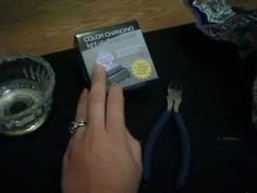 ▶ How To Make A Gypsy Crystal Ball ~ With Sadie Sue - YouTube