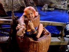"""Cyndi Lauper -- """"The Goonies 'R' Good Enough"""""""