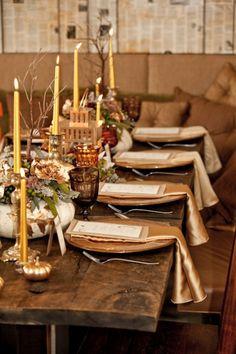Gorgeous Thanksgiving ideas