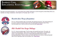 "US MINT ""DESIGN A COIN"" CONTEST FOR KIDS & TEENS  A Contest for Teens 14+ and another for 13 and Under"