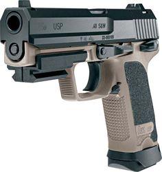 HK USP .40 S&W #hand
