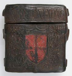 Book Box, Italian, c. 15th century