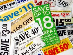 Save more at the grocery store--8 Clever CouponStrategies - Consumer News - #coupons