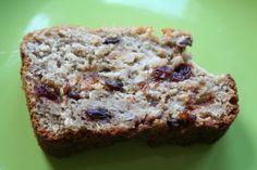 Flaxseed Banana Bread