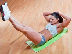core exercises, core workouts, running