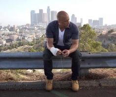 Fast and Furious 7 Wraps Production: Vin Diesel Photo Revealed