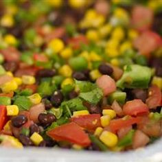 Black Bean Salad Allrecipes.com