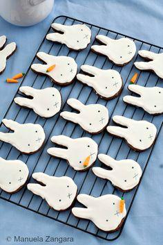 Miffy Chocolate Cookies