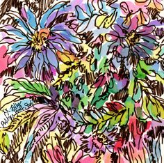 Our Print Designers are dreaming up some amazing new prints just for you... #lilly5x5
