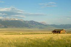 Montana ranch... ❤️