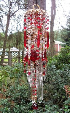 wind chime, crystal wind