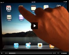 #Video #lessons for you that cover every single feature and benefit of your iPad